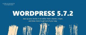 OKCMS updated to WordPress version 5.7.2